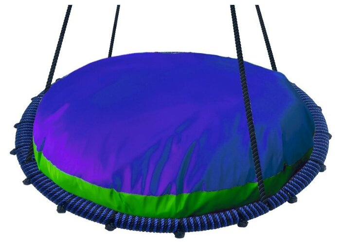 Подушка ЮнитВарм круглая для качелей-гнездо 115 см