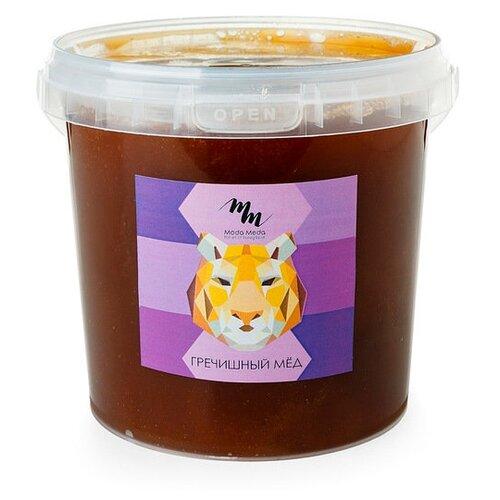 Мед Moda Meda гречишный 500 г луговица мед натуральный гречишный 250 г