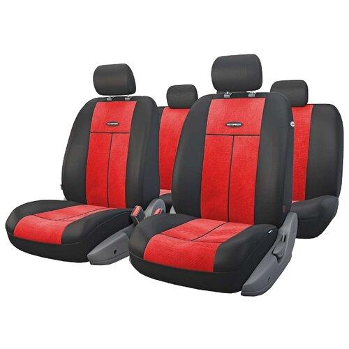 Комплект AUTOPROFI TT-902V красный/черный страховочные опоры autoprofi js 02