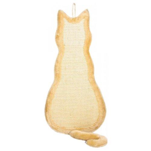 Когтеточка TRIXIE Кошка 35 х 69 см бежевый