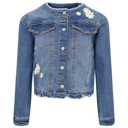 Купить Куртка Mayoral размер 110, 096 синий, Куртки и пуховики