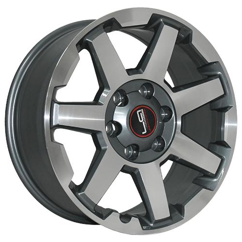 цена на Колесный диск LegeArtis TY176 7.5x18/6x139.7 D106.1 ET25 GMF