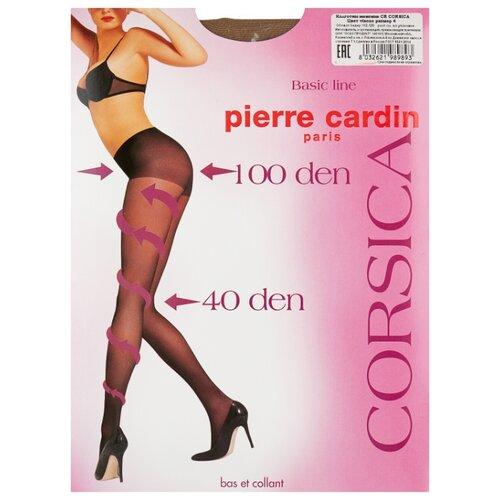 Колготки Pierre Cardin Corsica 40 den, размер IV-L, visone (бежевый) колготки pierre cardin laval 40 den размер iv l visone бежевый