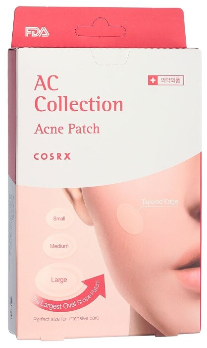 COSRX Патчи от акне AC Collection Acne Patch