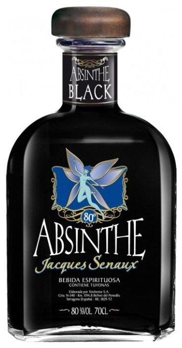 Абсент Jacques Senaux Black, 0.7 л