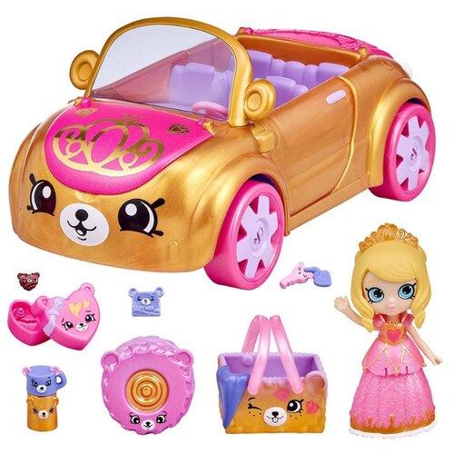 Игровой набор Moose Shopkins Happy Places Кабриолет Королевская мода, 57577 moose moose игровой набор shopkins веселая кухня