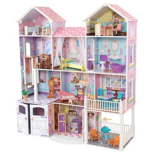 Купить KidKraft Загородная усадьба 65242, Кукольные домики
