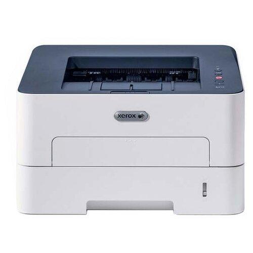Принтер Xerox B210 белый/синий