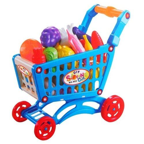 Купить Тележка для покупок Yuan Xing Shopping Cart (905), Играем в магазин