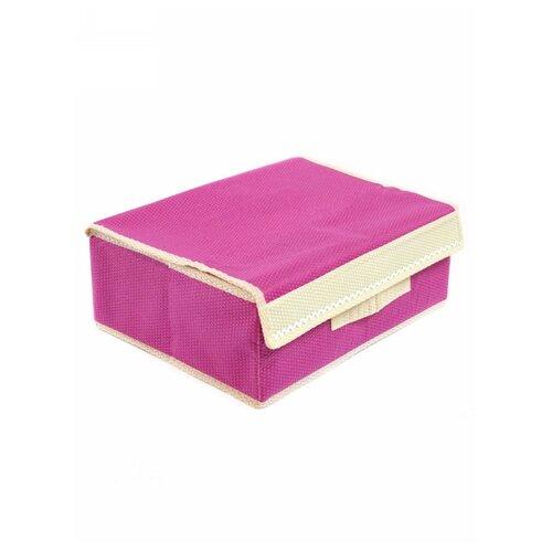 Удачная покупка Коробка для хранения RYP98 малиновый