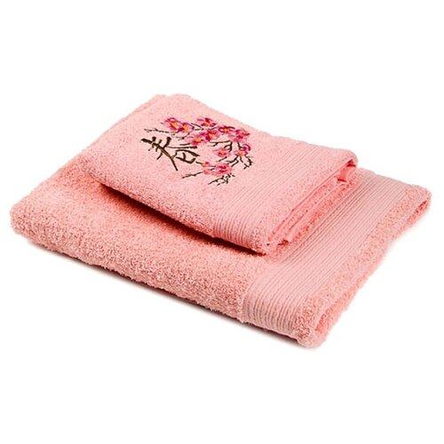 La Pastel Набор полотенец Cакура розовый