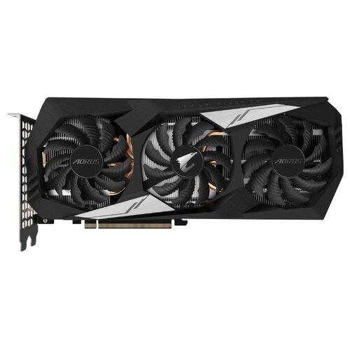 цена на Видеокарта GIGABYTE AORUS GeForce GTX 1660 Ti 1890MHz PCI-E 3.0 6144MB 12000MHz 192 bit HDMI 3xDisplayPort HDCP Retail