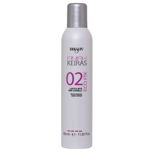 Купить Dikson Keiras Finish Эко-лак для укладки волос Eco Fix 02, сильная фиксация, 350 мл