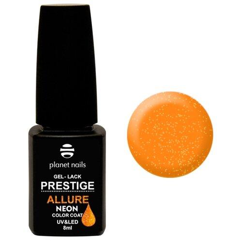 Гель-лак planet nails Prestige Allure Neon, 8 мл, оттенок 691 гель лак planet nails prestige allure 8 мл оттенок 618