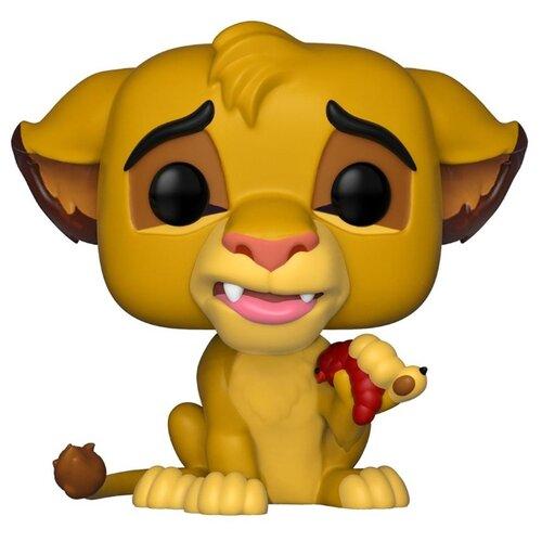 Купить Фигурка Funko POP! Disney: Король лев - Симба 36395, Игровые наборы и фигурки