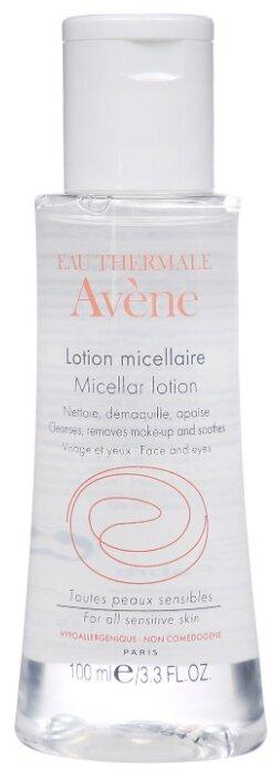 AVENE Мицеллярный лосьон для очищения кожи и удаления