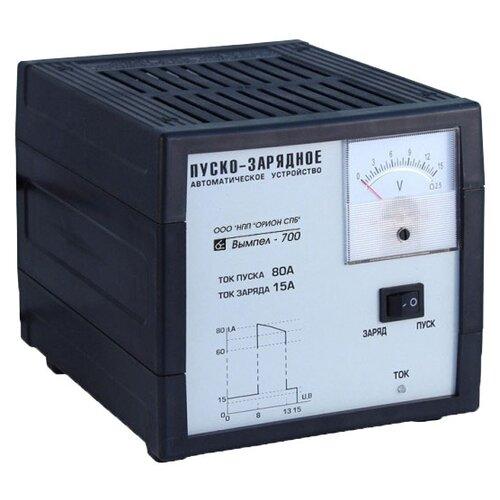 Пуско-зарядное устройство Вымпел 700 черный