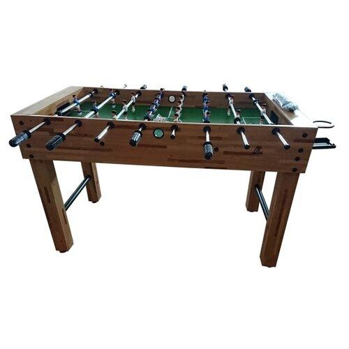 Игровой стол для футбола DFC Alaves HM-ST-48001 коричневый