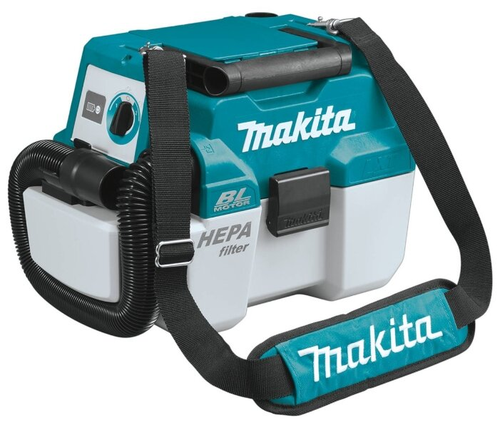 Аккумуляторный пылесос Makita DVC750LZ