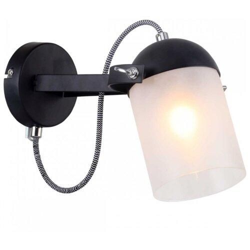 Настенный светильник Stilfort Fuoco 2014/02/01W, 40 Вт настенный светильник stilfort montare 1030 02 01w 40 вт