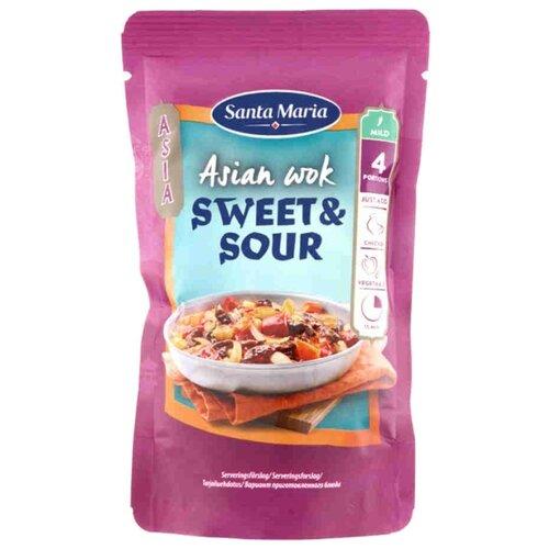 перец душистый santa maria 11 г Соус Santa Maria Sweet & sour, 150 г