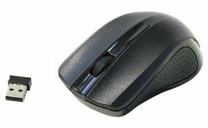Компьютерная мышь Oklick 485MW черный USB