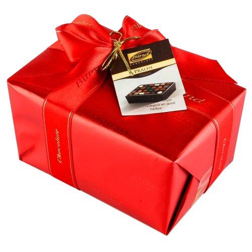 цена на Набор конфет Bind подарочный Красный, 110 г