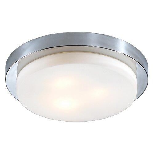 Светильник без ЭПРА Odeon light Holger 2746/3C, D: 33 см, E14 накладной светильник odeon light yun 2177 3c