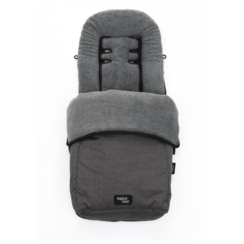 Valco baby Конверт Snug Footmuff Tailormade/ Charcoal