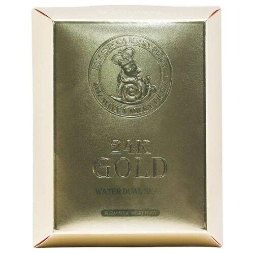 Elizavecca Тканевая маска с золотом и муцином улитки 24k Gold Water Dual Snail, 25 мл, 10 шт.
