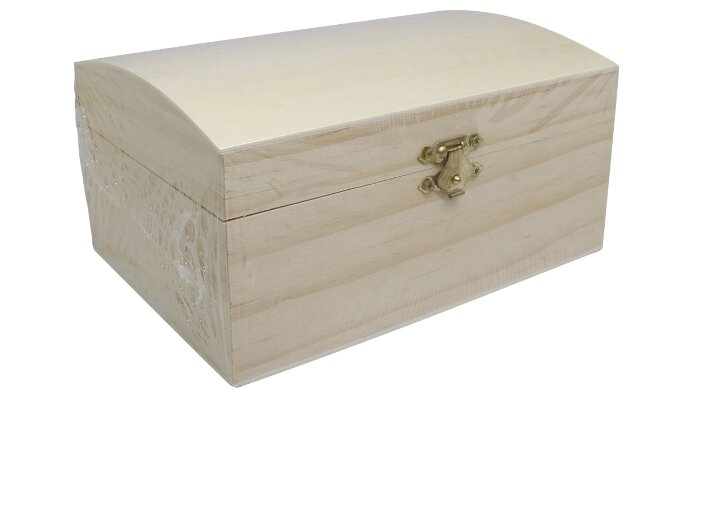 GLOREX Деревянная шкатулка (318293)
