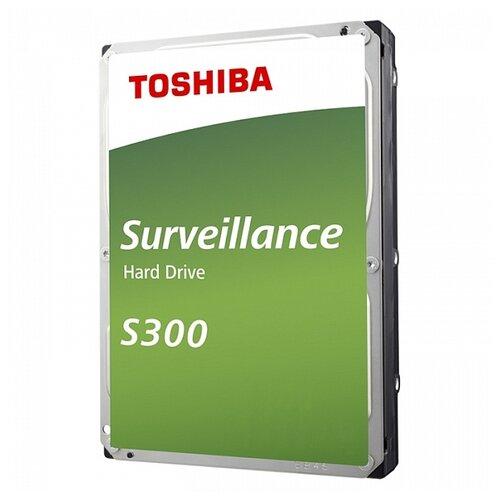 Жесткий диск Toshiba 2 TB HDWT720UZSVA, серебристый жесткий диск toshiba 4 tb hdwt140uzsva серебристый