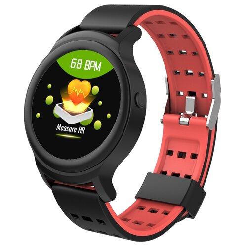 Смарт-часы iBest B5 красные