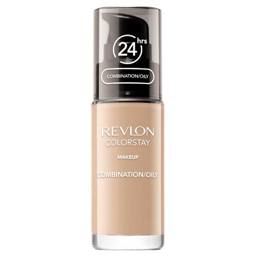 Revlon Тональный крем Colorstay Makeup Combination-Oily, 30 мл, оттенок: True beige 320 of revlon revlon colorstay moisture stain