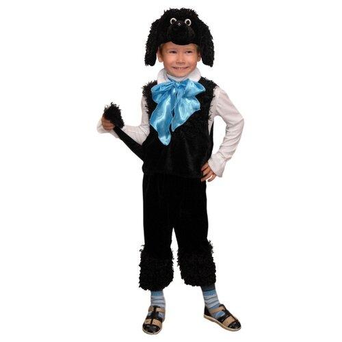 Купить Костюм Elite CLASSIC Артемон, черный, размер 30 (122), Карнавальные костюмы