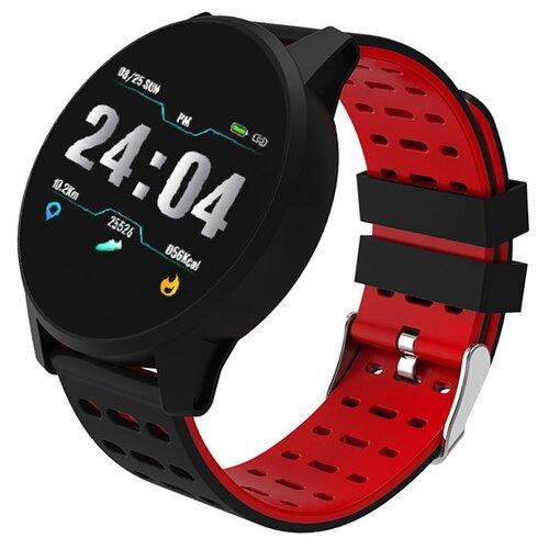 Смарт-часы iBest B2, красные