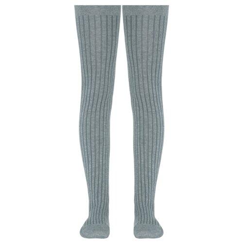 Купить Колготки Conte-kids TIP-TOP Lycra размер 116-122, серый