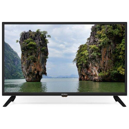Фото - Телевизор SUPRA STV-LC32LT0070W 32, черный хлебопечка supra bms 158
