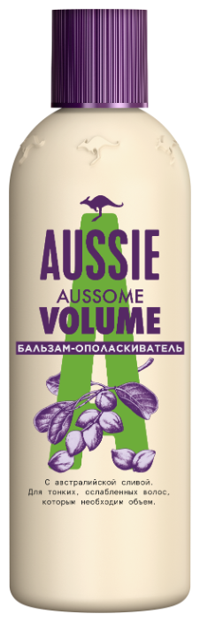 Aussie бальзам-ополаскиватель Aussome Volume