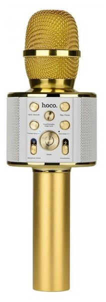 Караоке-микрофон Hoco BK3 Cool Sound