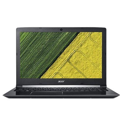 "Ноутбук Acer Aspire 5 A515-55-384M (Intel Core i3 1005G1 1200MHz/15.6""/1920x1080/4GB/512GB SSD/Intel UHD Graphics/Windows 10 Home) NX.HSHER.002 черный"
