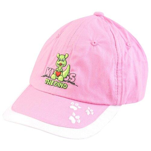 Купить Бейсболка Be Snazzy размер 48, розовый, Головные уборы