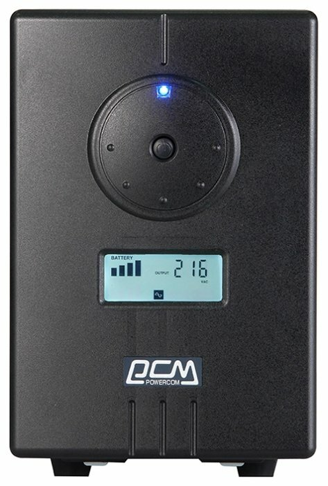 Интерактивный ИБП Powercom INFINITY INF-1100