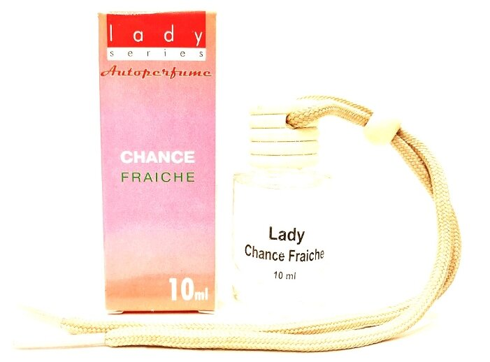 Maxfantasy Ароматизатор для автомобиля Lady Chance Fraiche