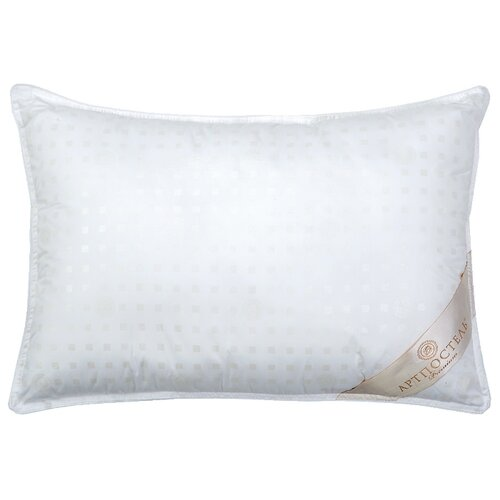 Подушка Лебяжий пух (Премиум), 48х68