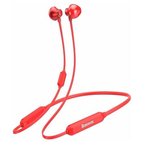 Наушники Baseus S11A red