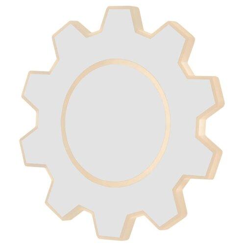 Настенный светильник Elektrostandard Gear M MRL LED 1095 белый, 5 Вт настенный светильник elektrostandard cooper neo led светодиодный mrl led 7w 1003 ip20 7 вт