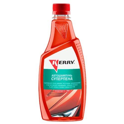 KERRY Автошампунь супер-пена, концентрат 0.5 л