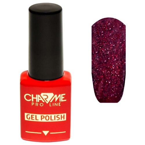 Гель-лак для ногтей CHARME Pro Line Laser Red Effect, 10 мл, оттенок 05 - доминга гель лак mollon pro hss diva 8 мл оттенок 220 sensuality