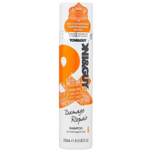Toni & Guy шампунь Damage Repair Shampoo 250 мл шампунь lador damage protector acid shampoo отзывы